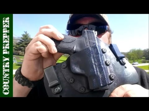 Firewall Holsters IWB Concealed Carry Holster Review