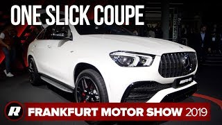 2021 Mercedes-AMG GLE53 Coupe: More sport, slightly less utility by Roadshow