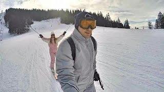 Poiana Brasov Romania  City new picture : Ski la Poiana Brasov Romania 2016