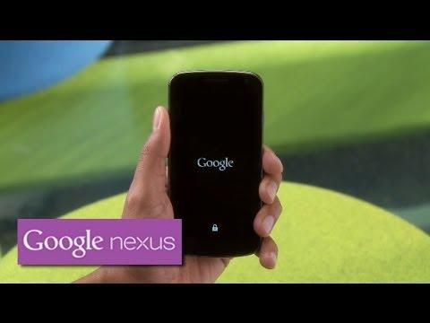 Galaxy Nexus: Getting Started (International)