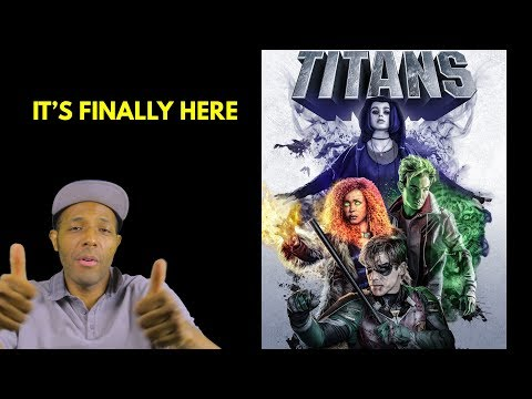 Titans S1x1 Review + Discussion (Spoilers)