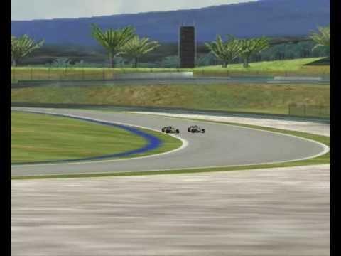 Gp Malasya Formula1 F1LFRacing 2008