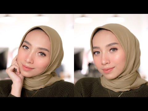 MAKEUP TUTORIAL BUKBER BIAR SEGER KAYAK SOP BUAH!! || LOCAL PRODUCTS