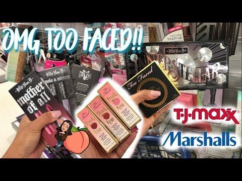 NEW TOO FACED product at Marshalls & TJ MAXX Florida! Makeup Gems For LESS