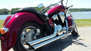 5. I LOVE THIS BIKE! First ride on a 1300 stateline!