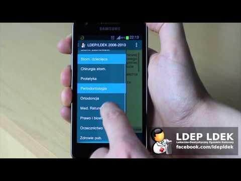 Video of LDEP LDEK