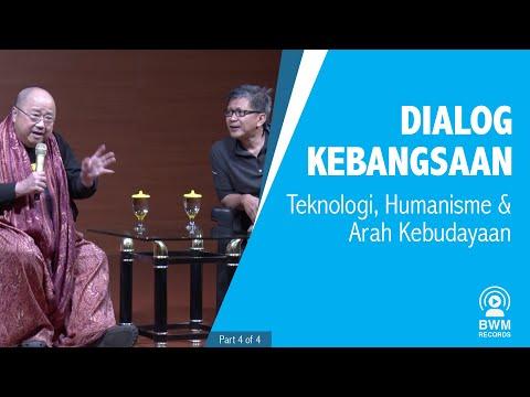 Podcast Akal Sehat Rocky Gerung - DIALOG KEBANGSAAN Feat Jaya Suprana dan Michael Anthony Bag IV