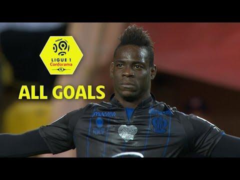 All Mario Balotelli Goals | season 2017-18 | Ligue 1 Conforama