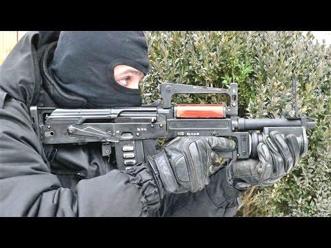 Assault System Groza : Weapon of Counter Terrorism - Voennoe Delo