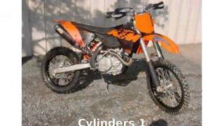 10. 2009 KTM XC 530 W - Details and Specification