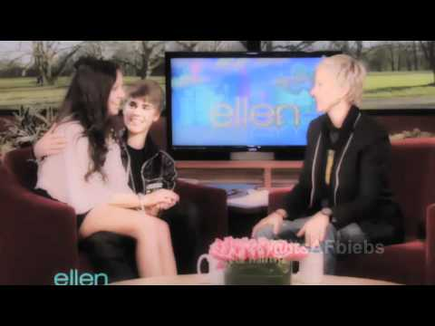 Justin Bieber loves his fans {support video}