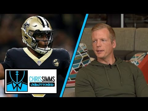 Simms doesn't agree with Teddy Bridgewater's decision | Chris Simms Unbuttoned | NBC Sports