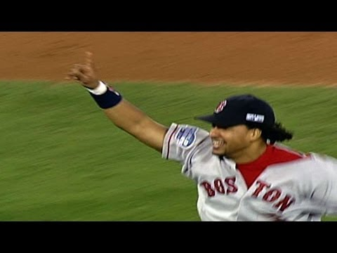 Video: Red Sox break the