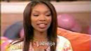 Ananda throws BRANDY a Baby Shower pt.1 - YouTube