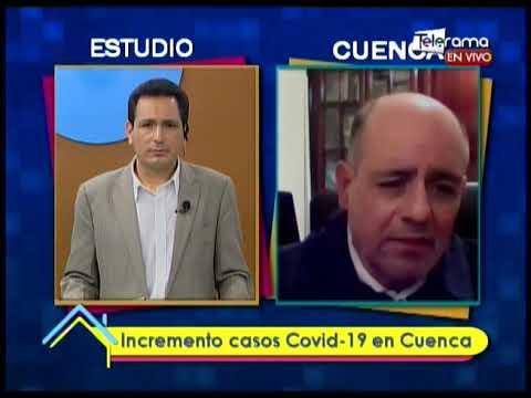 Aumentan pacientes con coronavirus en Cuenca