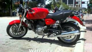 6. 2010 Ducati SportClassic GT1000 -  Engine Specification Dealers Top Speed Features Transmission