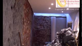 Basement-Damp-Proofing-London_KNL-Construction, www.knlconstruction.co.uk