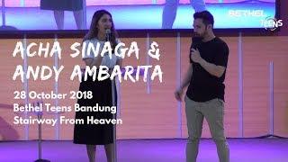 Video (Acha Sinaga & Andy Ambarita) 28 October 2018 - Bethel Teens Bandung GBI Stairway From Heaven MP3, 3GP, MP4, WEBM, AVI, FLV November 2018