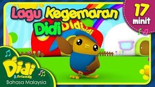 Video Lagu Kanak-Kanak   Didi & Friends   Kompilasi Lagu-Lagu Kegemaran Didi   17 Minit MP3, 3GP, MP4, WEBM, AVI, FLV Mei 2019