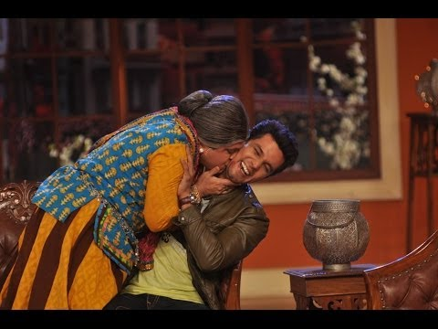 Randeep Hooda & Kapil Rocks Comedy Night - BT