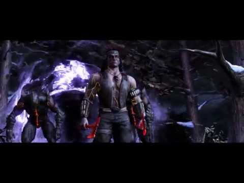 Hình ảnh Trailer Mortal Kombat X