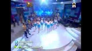 Video Cherrybelle Pura pura cinta In dahsyat MP3, 3GP, MP4, WEBM, AVI, FLV April 2018
