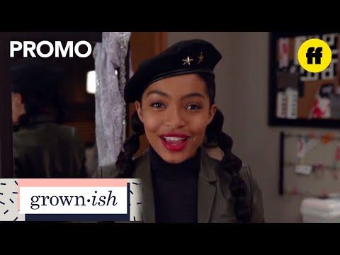 "grown-ish | season 1, episode 11 promo: ""safe and sound"" | freeform"