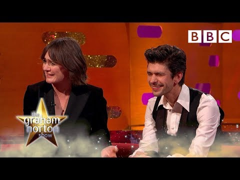 Ben Whishaw CRINGES at his first acting role! - BBC
