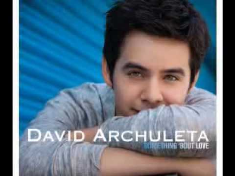 Something 'bout love - David Archuleta Official Music Video