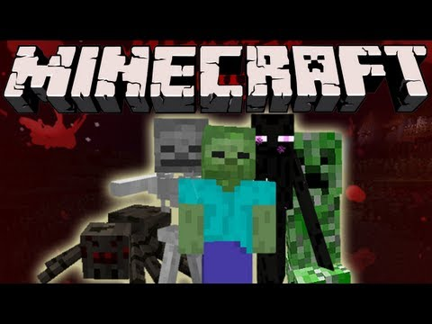 Minecraft - Monster Apocalypse!
