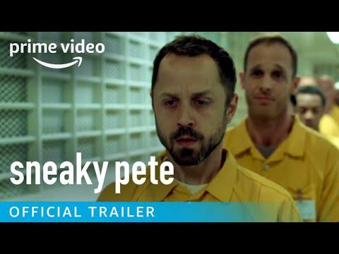 Sneaky Pete Season 1 - Official Trailer [HD] | Prime Video