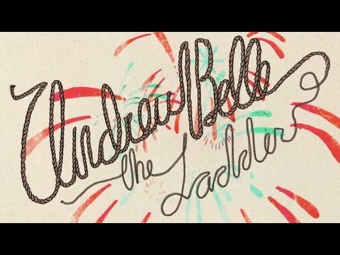 Andrew Belle - The Ladder lyrics