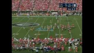 #3 Georgia vs. #13 LSU 2004