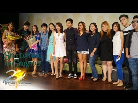 She's Dating The Gangster Press Conference | 'She's Dating The Gangster'