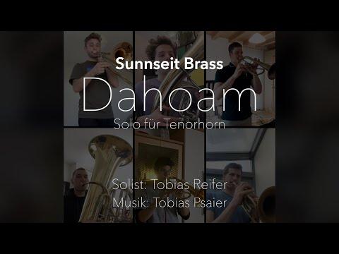 Sunnseit Brass - Dahoam