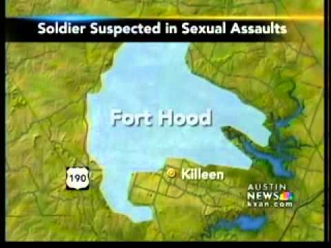 Soldier suspected in sex assaults