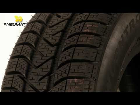 Youtube Pirelli WINTER 190 SNOWCONTROL SERIE II 185/65 R15 88 T MO Zimní