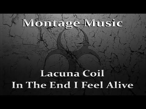 Tekst piosenki Lacuna Coil - In the End I Feel Alive po polsku