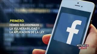 Alarma en Facebook- Noticias 62 - Thumbnail