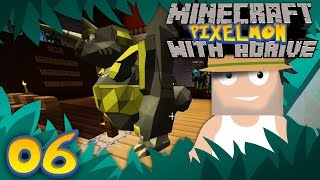 FIRST SHINIES!! Minecraft PIXELMON with aDrive! Ep06 - PocketPixels Red Let's Play! by aDrive
