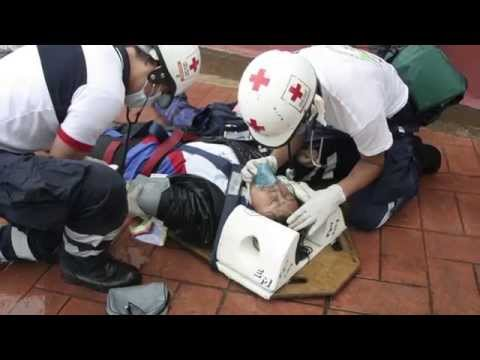 Informe 2013 Cruz Roja Mexicana