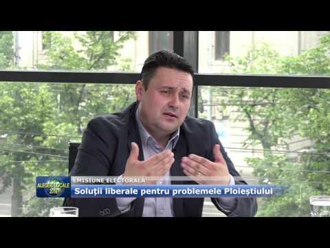 Emisiunea Electorală – 25 mai 2016 – Andrei Volosevici, Adrian Dobre, PNL