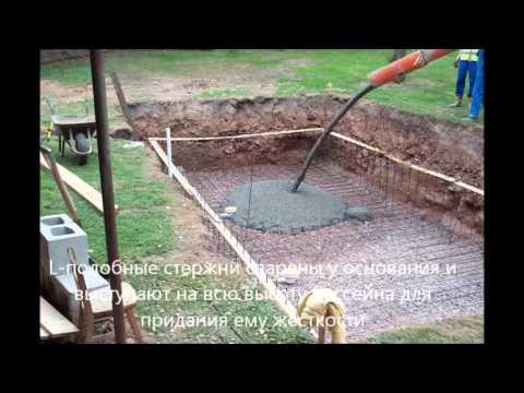 Как своими руками сделать бассейн