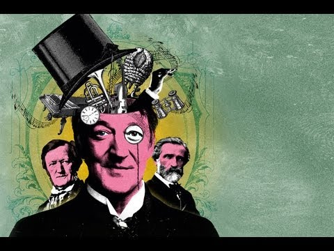Watch: Stephen Fry invites you to a festival celebrating Verdi and Wagner