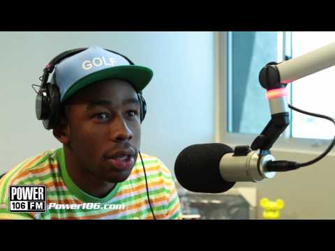 Tyler - Tyler, The Creator sits down with Krystal B to talk about women and the dating scene. For more exclusive interviews visit: Power 106 Website - http://bit.ly/...