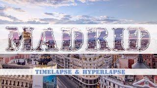 Madrid Spain  city photos gallery : Madrid, Spain. Timelapse & Hyperlapse