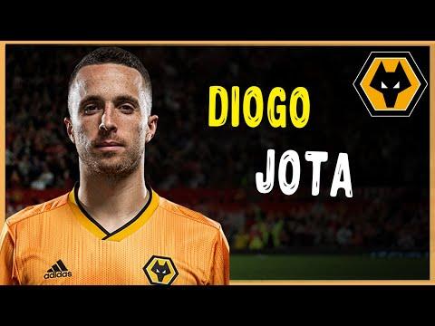 Diogo Jota • Fantastic Dribbles • Amazing  Goals • Wolverhampton | 2020