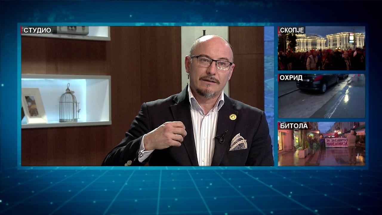 Златко Кесковски гостин во ПОЕНТИ на ТВ НОВА