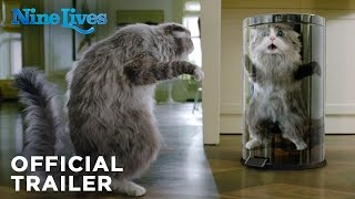 Nine Lives - Official Trailer #2 [HD]