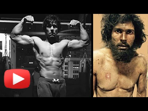 SHOCKING : Randeep Hooda 65 Kgs To 95 Kgs Look | D
